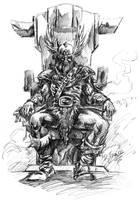 Odin by ricardoafranco