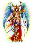 Anjo Guerreira
