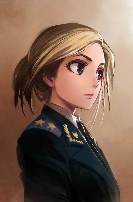 Natalia Poklonskaya by isangkutsarangmoe on DeviantArt