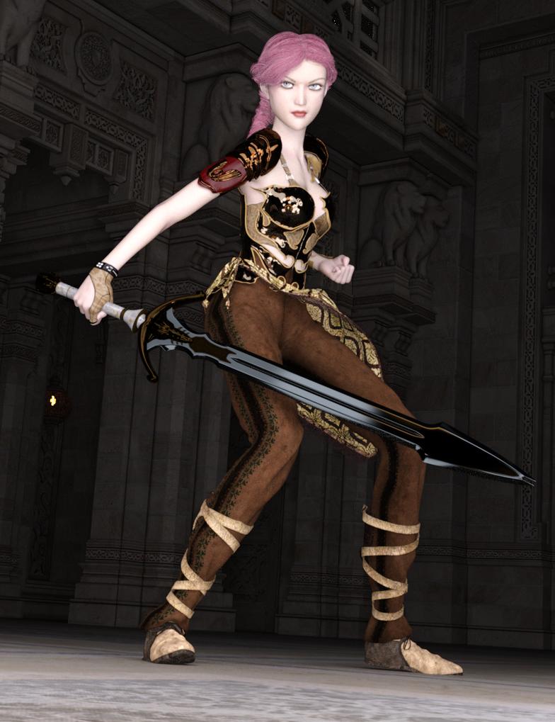 Hikari Anime Character Builder by fuseling