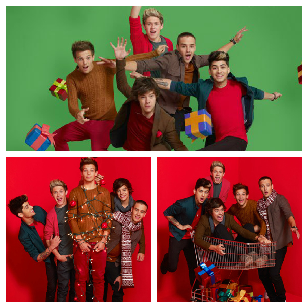 One Direction Collage 1 by I-Love-Music-1996 on DeviantArtOne Direction 2013 Collage Wallpaper