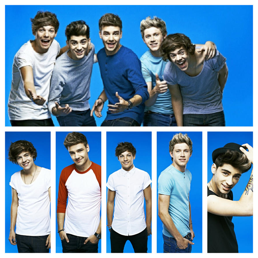 One Direction Collage 2 by I-Love-Music-1996 on DeviantArtOne Direction 2013 Collage Wallpaper