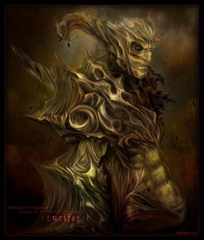 LUCIFER by sundang