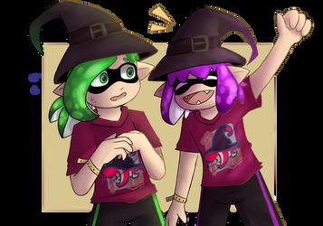 Team Wizard by DragonBeast11