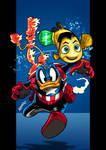 Disney Invaders