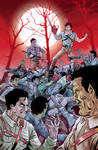 Ash Vs. The Army of Darkness #05 Cover COLORS