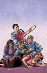 Ash Vs. The Army of Darkness #02 Cover COLORS