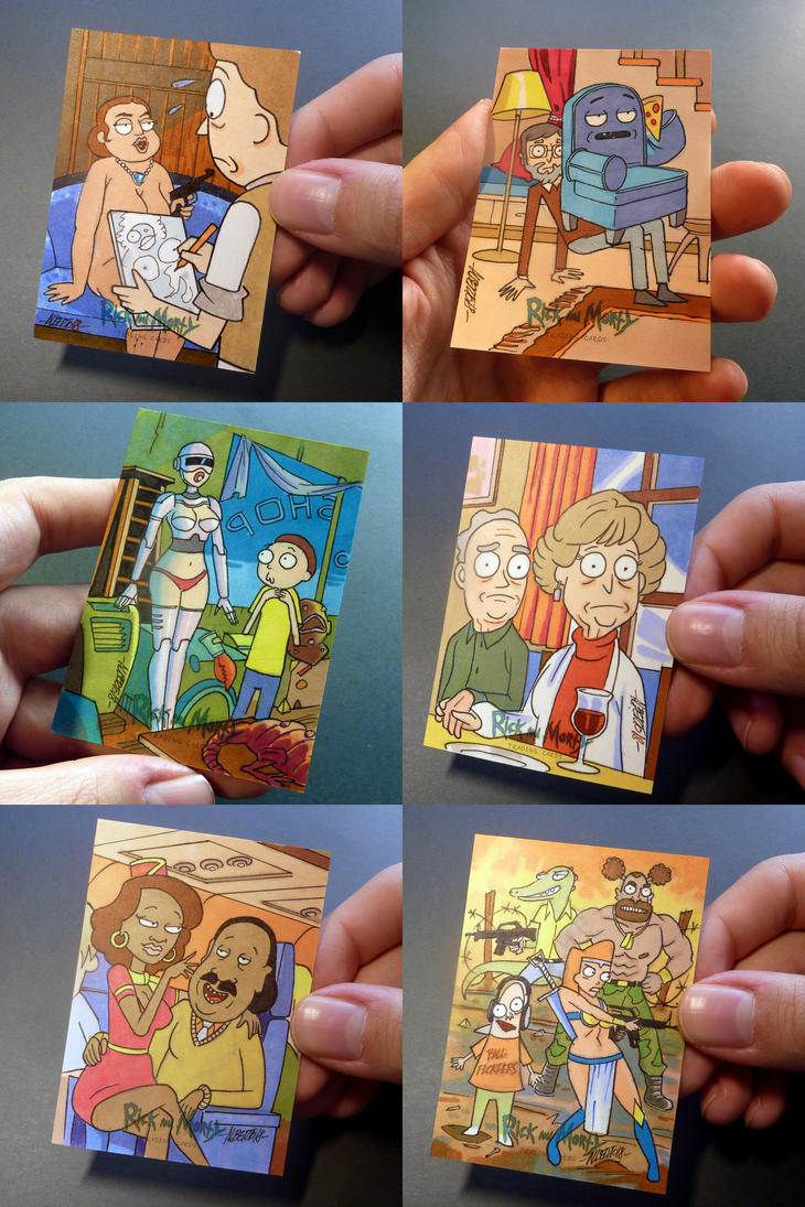 rickandmortycards01