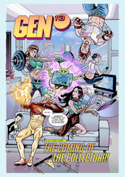 Gen13 - The Coming of the Collector