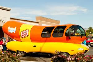 Wienermobile by ShawnHenry