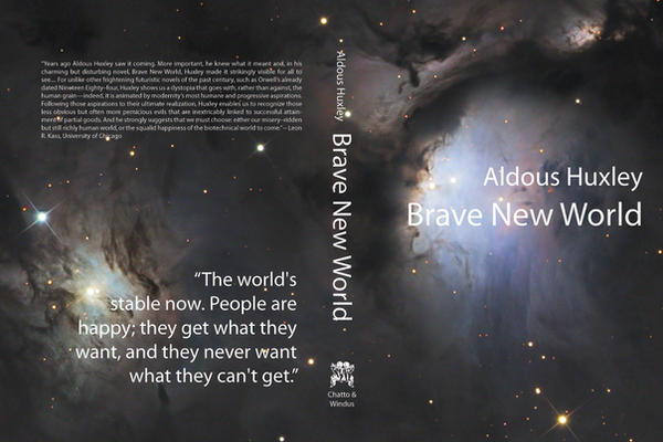 brave new world book preview Brave new world - ask not what your country could do for youask what it could do to you america, once the last true bastion of freedom.