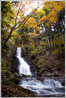 Jakko Falls by bethwaukee