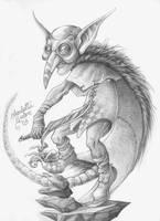 Rat_God_s_knife by Betta-Fly