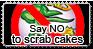 Ant-Scrab Cakes Stamp by Klaien