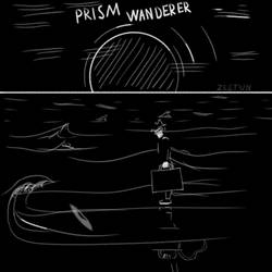 Webcomic i'm going to do: Prism Wanderer by Zestun