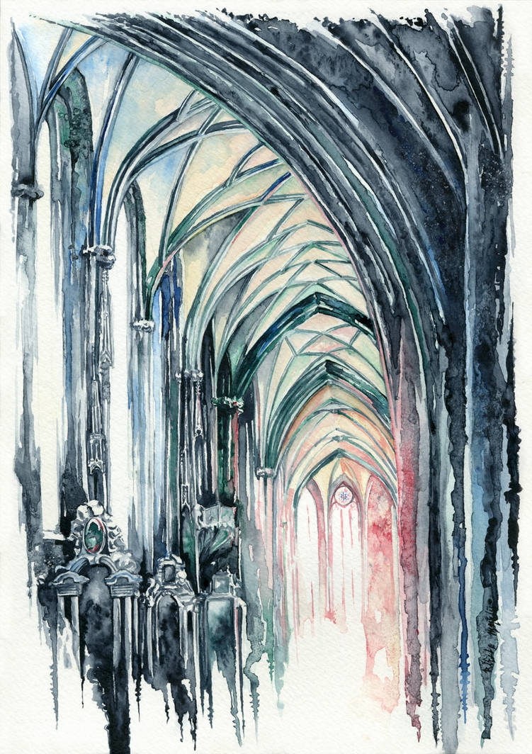 -The Northern Nave- by RiEile