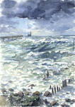 -Postcrossing: The Baltic Piers-