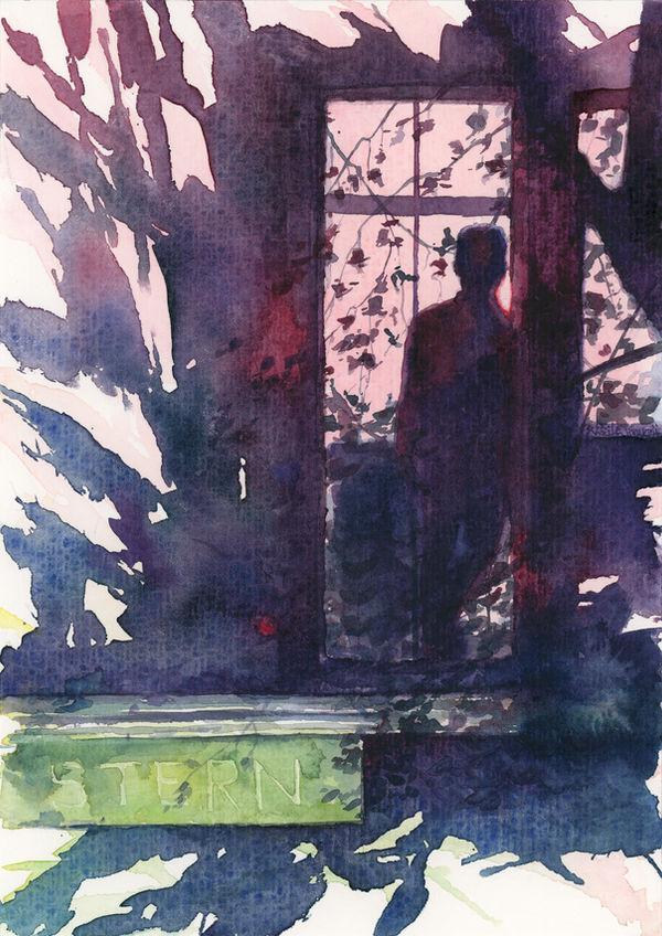 -Dark Spring- by RiEile