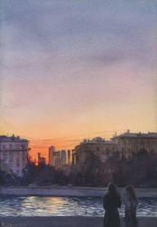 -Moskva River-