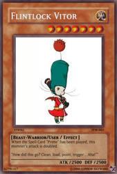 FFWiki Yu-Gi-Oh card-FLVitor by ColdDraga