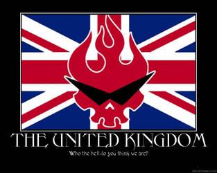United Kingdom Lagann by ColdDraga