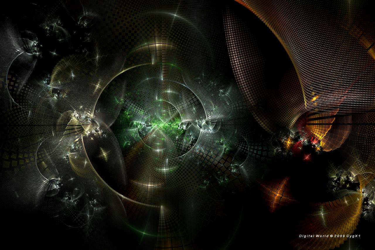 Digital world by cygx1 on deviantart - Digital world hd ...