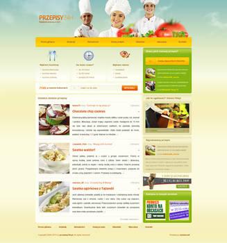 Przepisy24 Portal by owsian