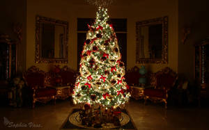 Christmas Tree 2010 by BttrflyKisses