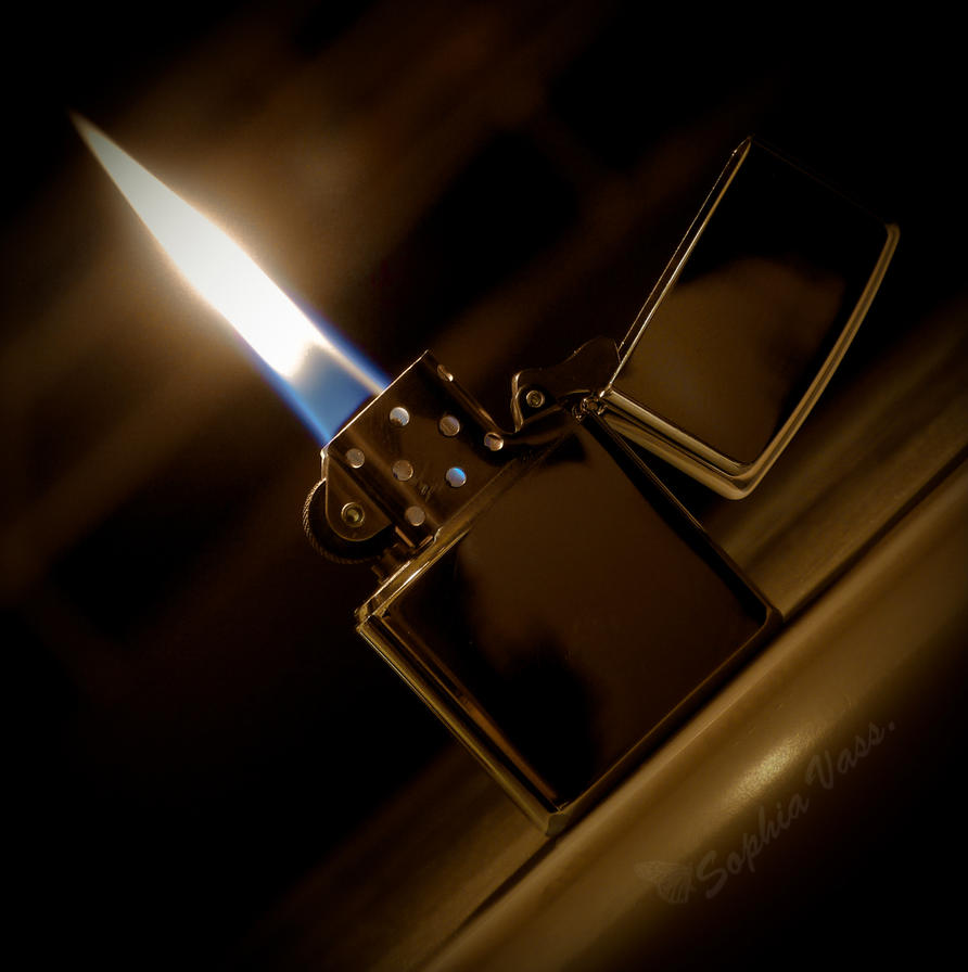 Zippo Lighter 2 By BttrflyKisses