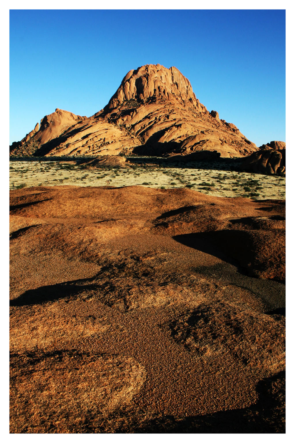 Spitzkoppe Terrain by ElSpaZo