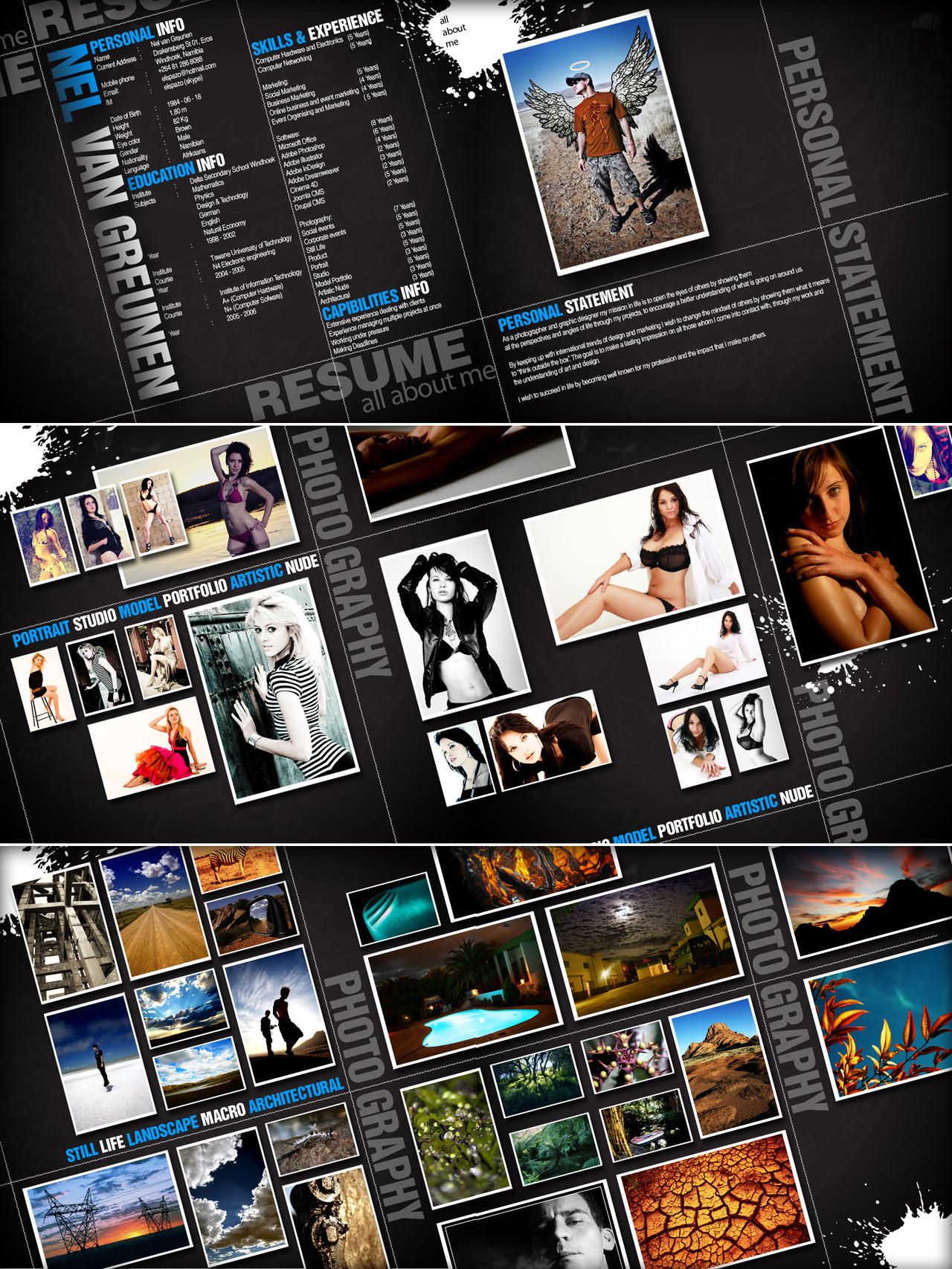 my photography resume by elspazo my photography resume by elspazo - Photography Resume