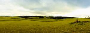 Swazi grassland by ElSpaZo