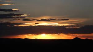 Windhoek, Sunset
