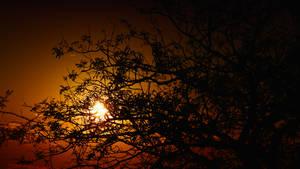 Windhoek, Sunset 02