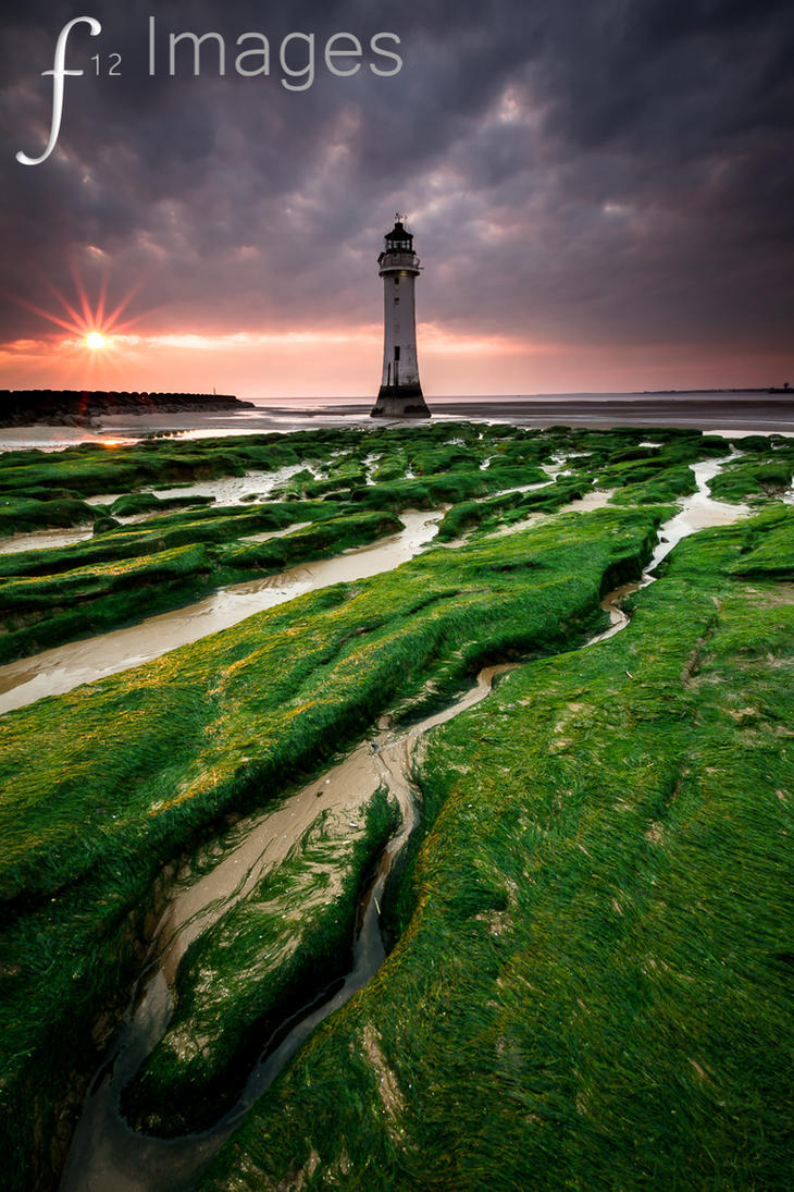 New Brighton Lighthouse by R3ality66