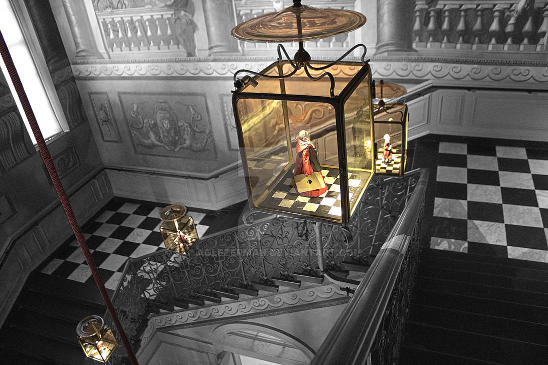 The house of cards kensington palace by aglezerman on for The kensington house