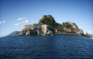 Greek Islands - the Middle Earth by aglezerman