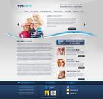 eyecare website template