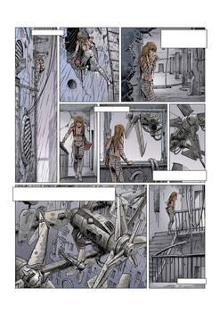 Wild Energy random comic page