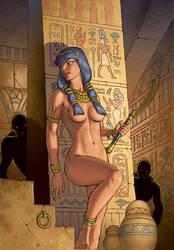 Beneath the Pyramid by Lipatov