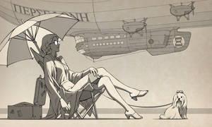 Airship Persephone
