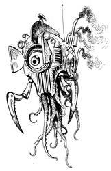 InkTober 19 by Lipatov