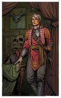 Paladins' Tales: Senior Paladin Judeau Manzoni by Lipatov