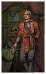 Paladins' Tales: Senior Paladin Judeau Manzoni