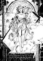 Paladins' Tales: Dead Bride by Lipatov