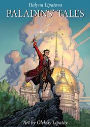 Paladins' Tales: cover art