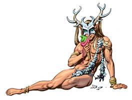 Paladins' Tales: Moennya the Elven Seducer