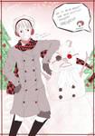 Secret Santa - Der Schneemann