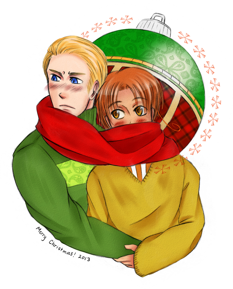 APH: Froehliche Natale! 2013 by Aloof-Star