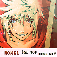 Roxel Icon by Tara-Daphor